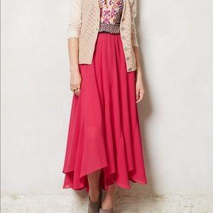 Vanessa Virginia maxi skirt